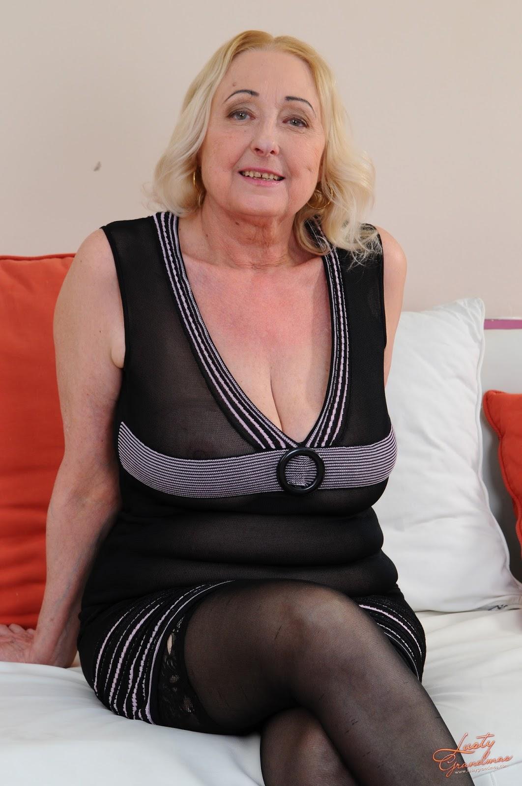 nylon sex Granny