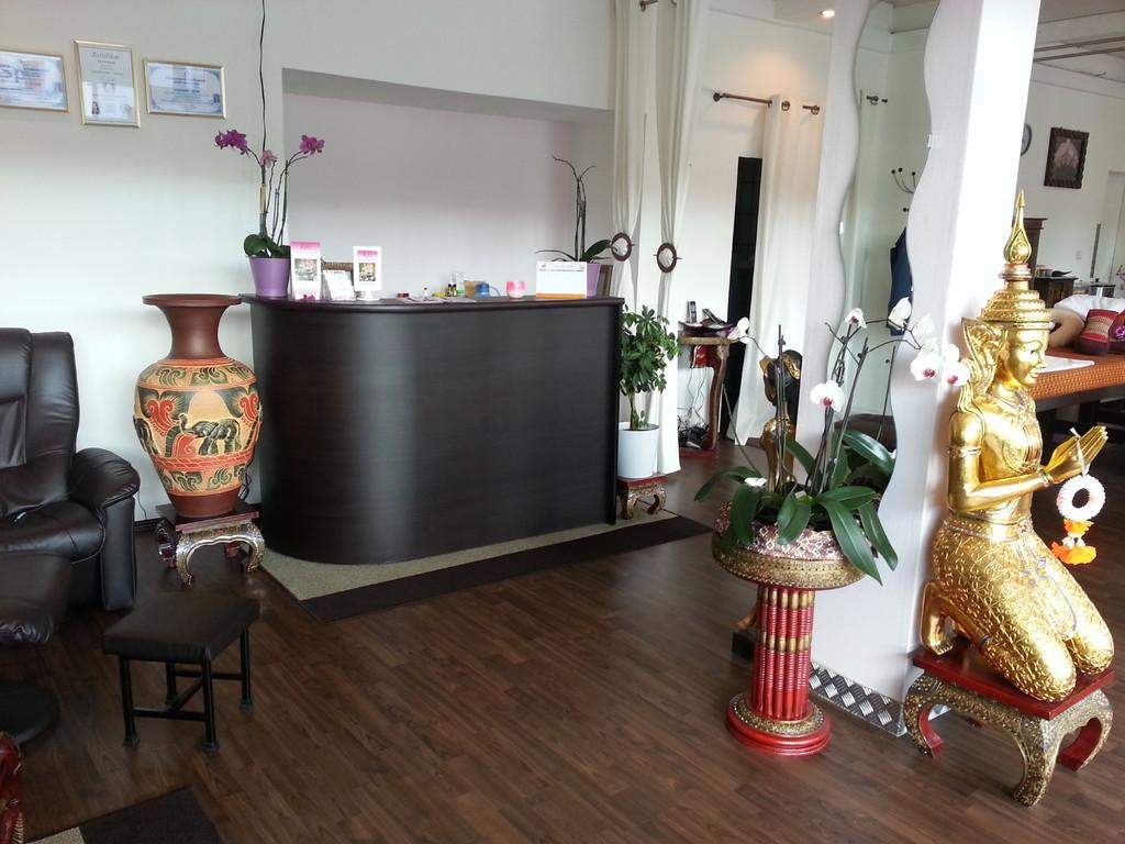 massage siegen Thai