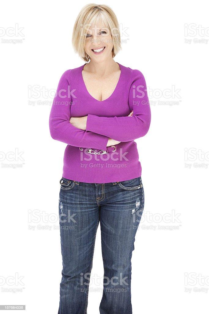 Mature woman pic