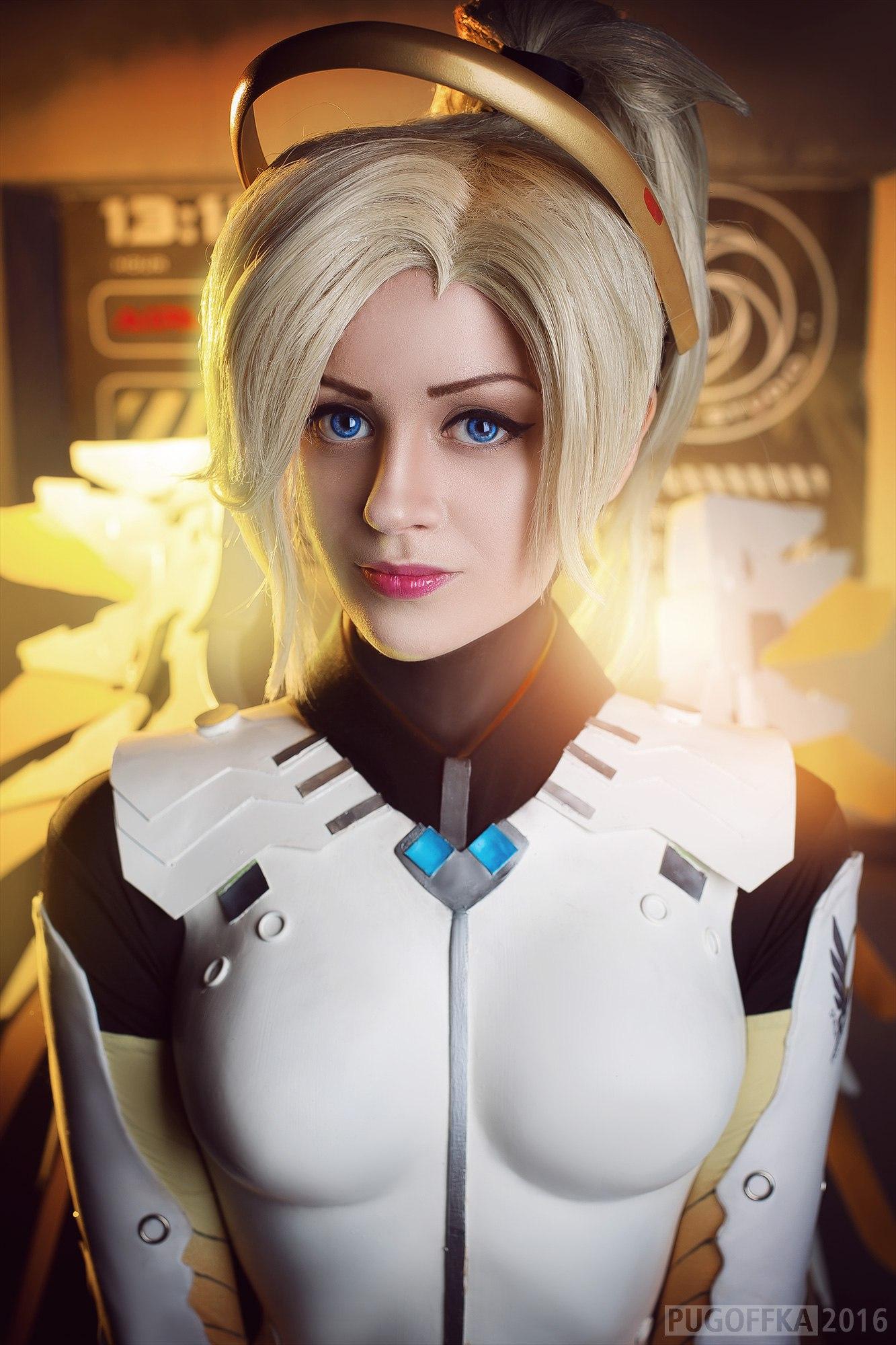 porn Overwatch mercy cosplay