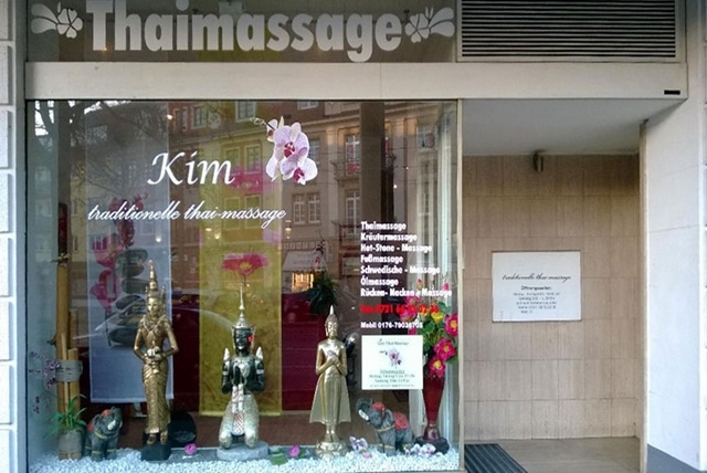 Thai massage karlsruhe neureut