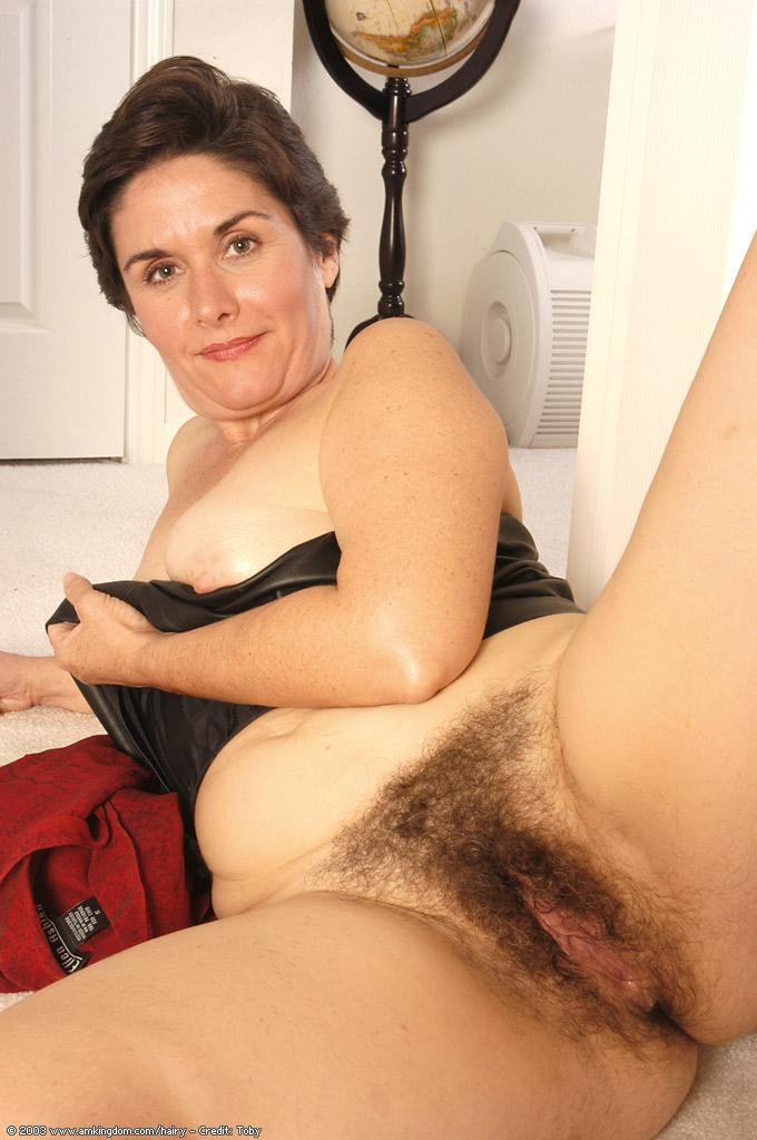 mature women Hairy