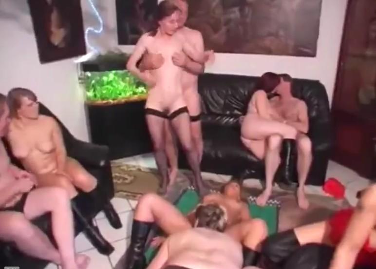 porno orgie Einfach