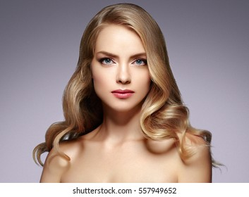 women Nude blonde