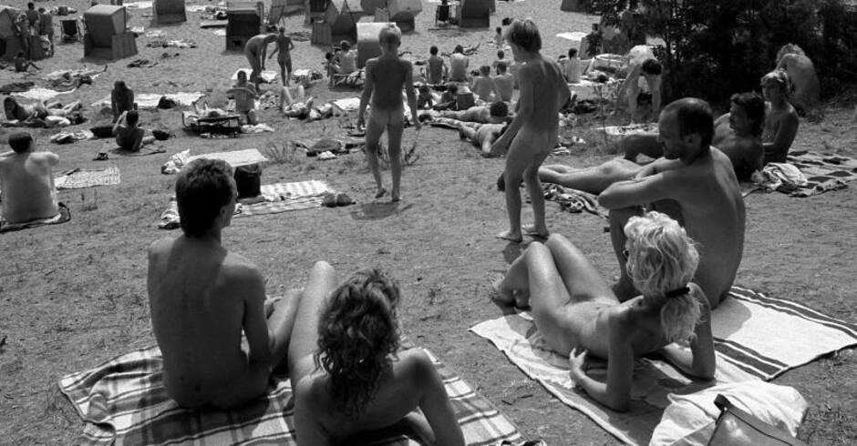 Fotos fkk strand ostsee