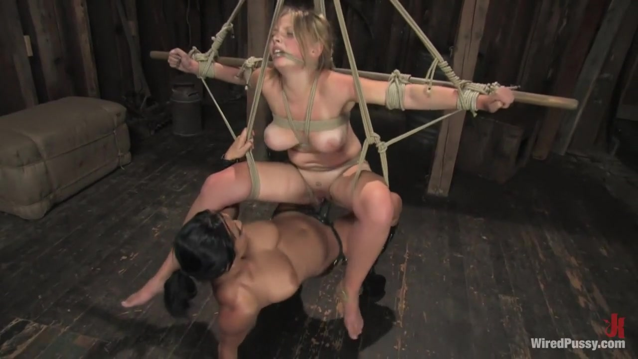 tube Wired pussy