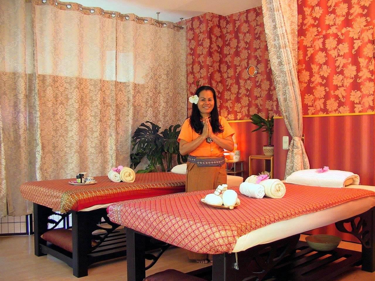 gronau Thai massage