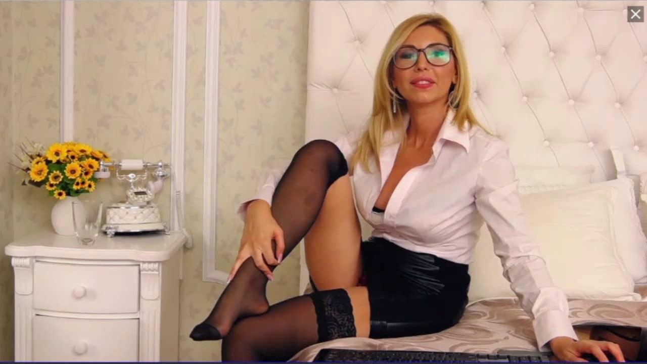 video Milf stocking