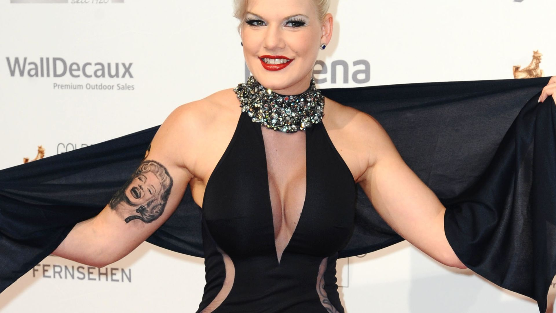 Lexy rox nackt