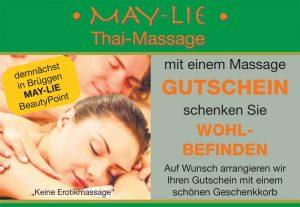 Thai massage brüggen