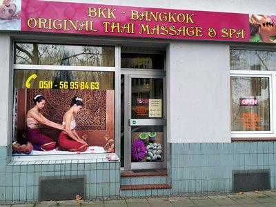 Thai massage dessau