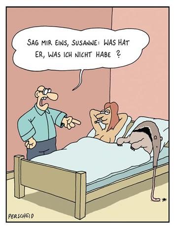 dicker schwanz Geiler