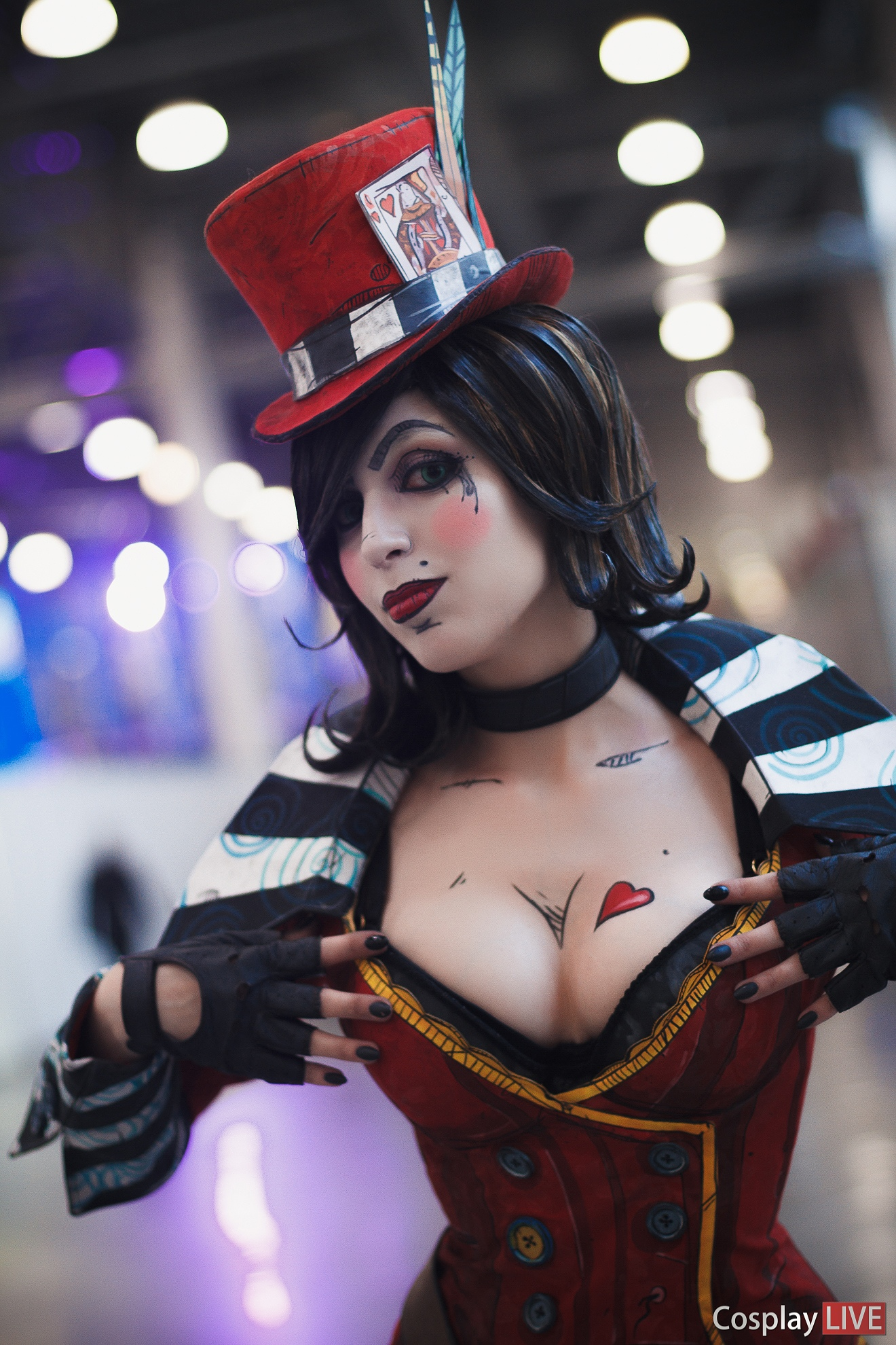 moxxi cosplay Mad