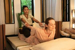 massage brüggen Thai