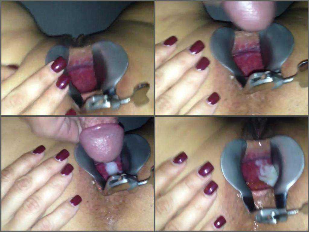pussy Cumshot inside