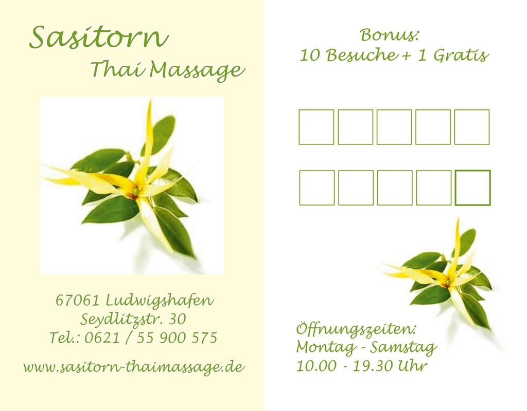 massage forum Thai ludwigshafen