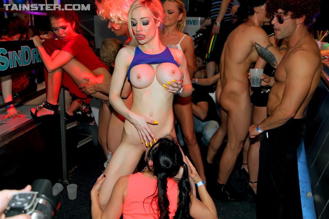 party Black sex