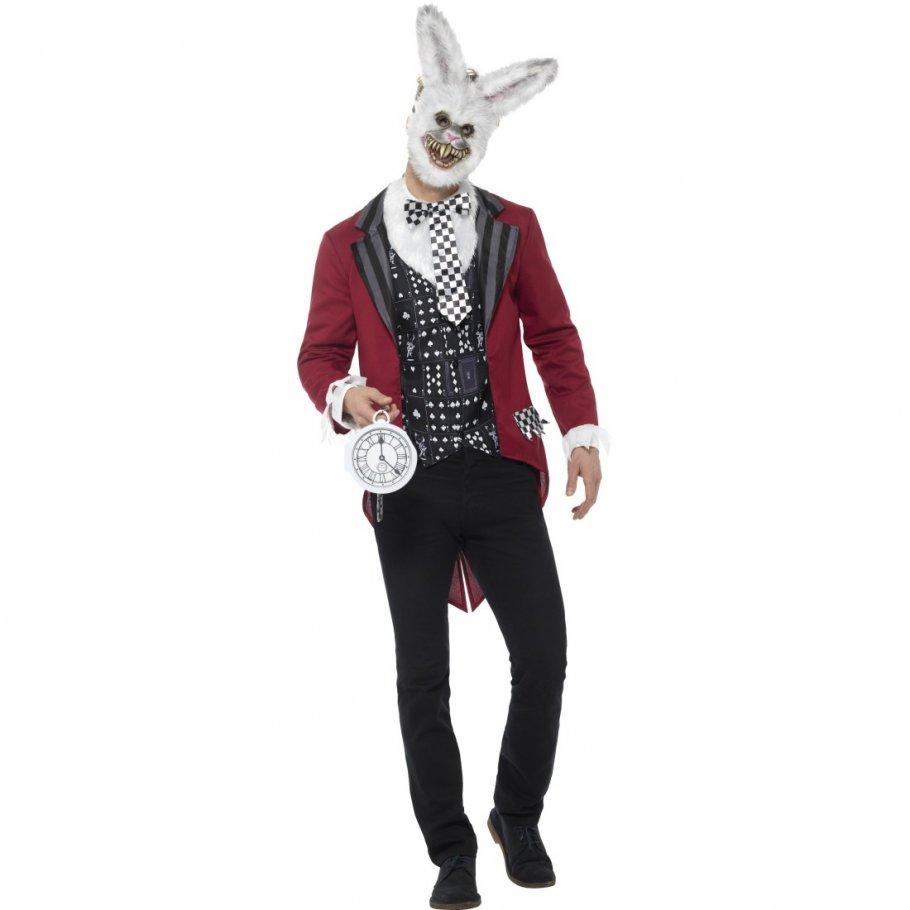 kostüm Weißer hase