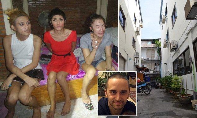 porn Thai prostitute