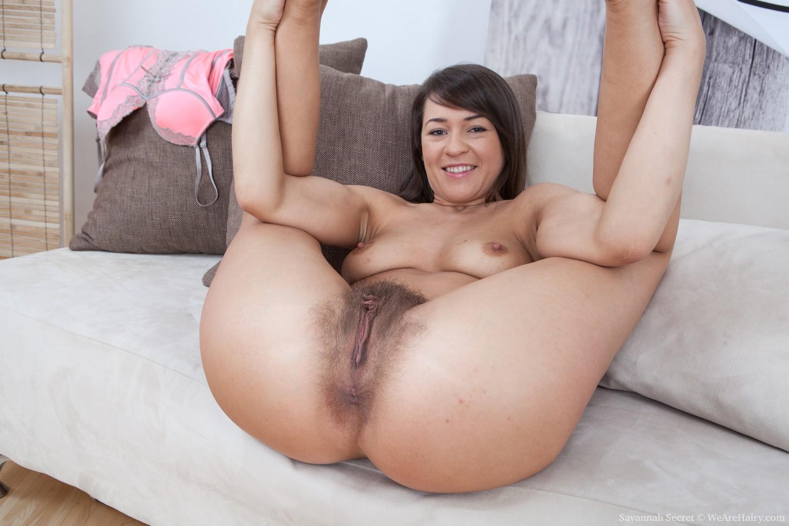 open Hairy pussy