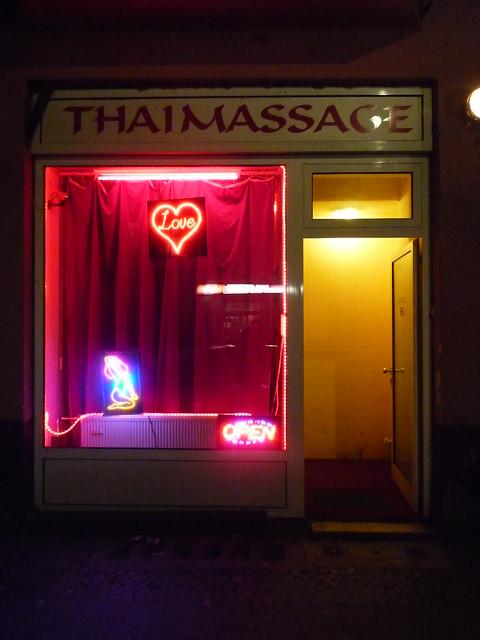 Thai massage essen werden
