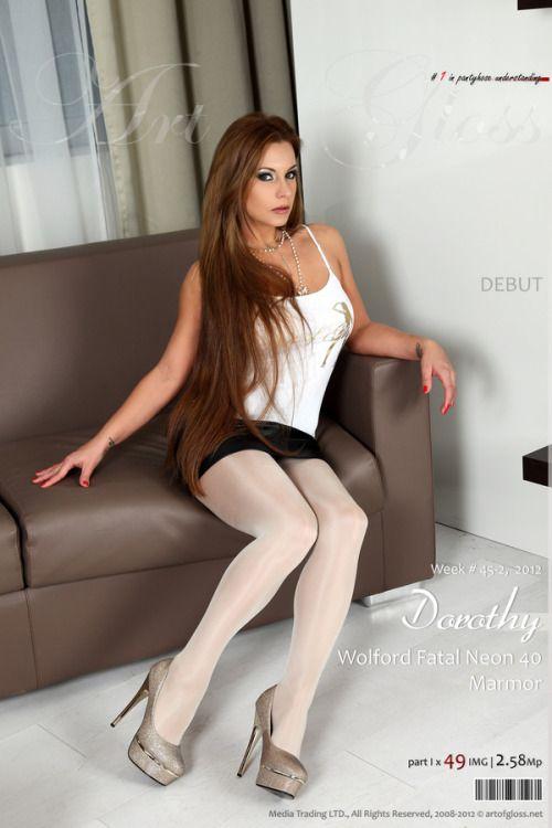 porn Russian pantyhose