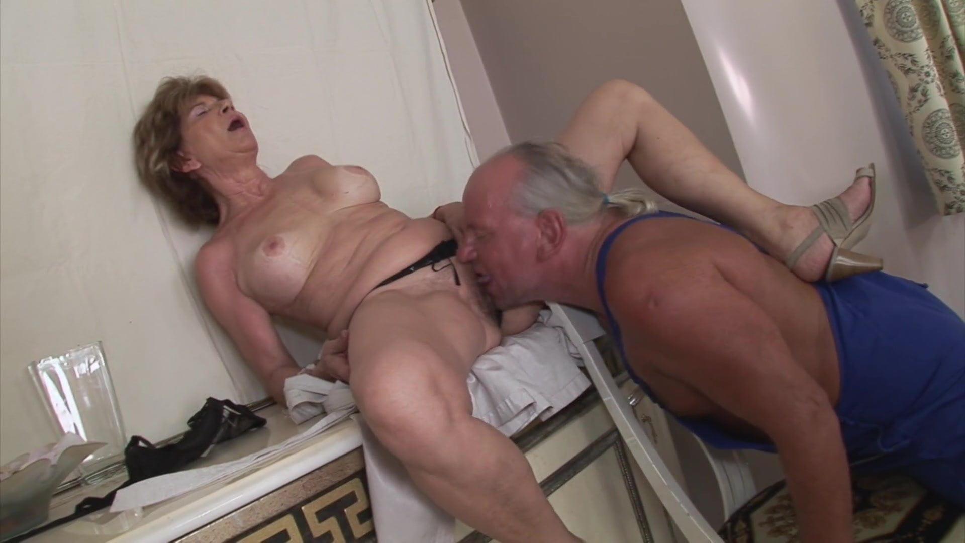 granny sex Old