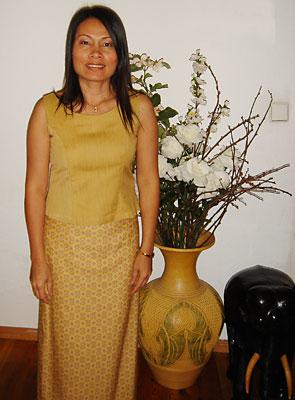 in potsdam massage Thai