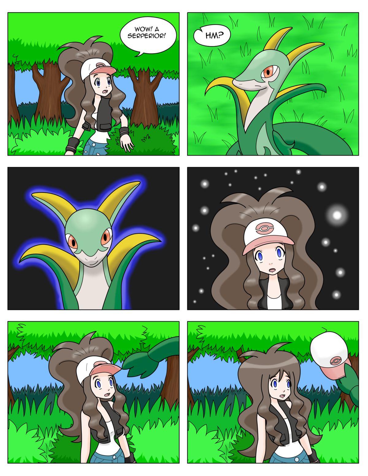 Pokemon hilda porn