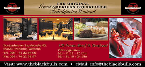 frankfurt Black bulls