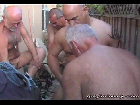 gay sex Senior