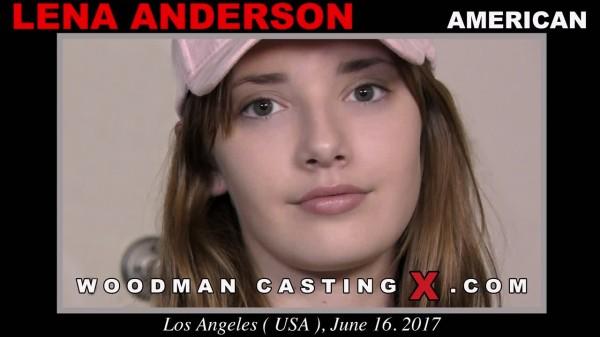 casting porn Woodman