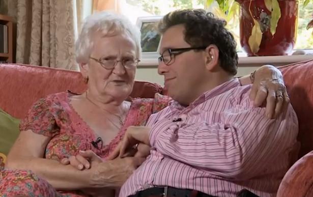 lesben sex Granny