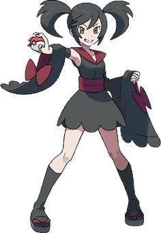 charaktere Pokemon weibliche