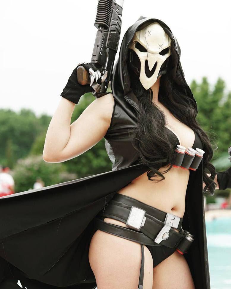cosplay Overwatch hot