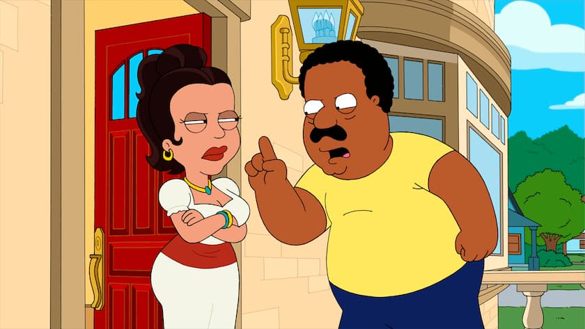 The cleveland show nackt