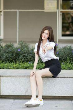girl Skinny thai