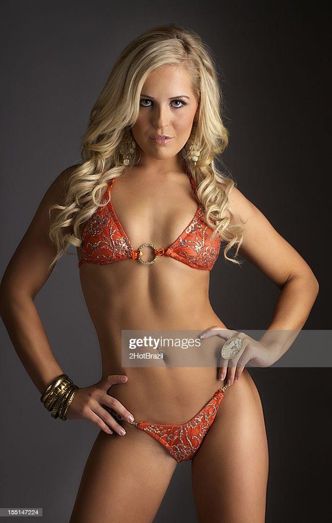 sexy Hot blonde