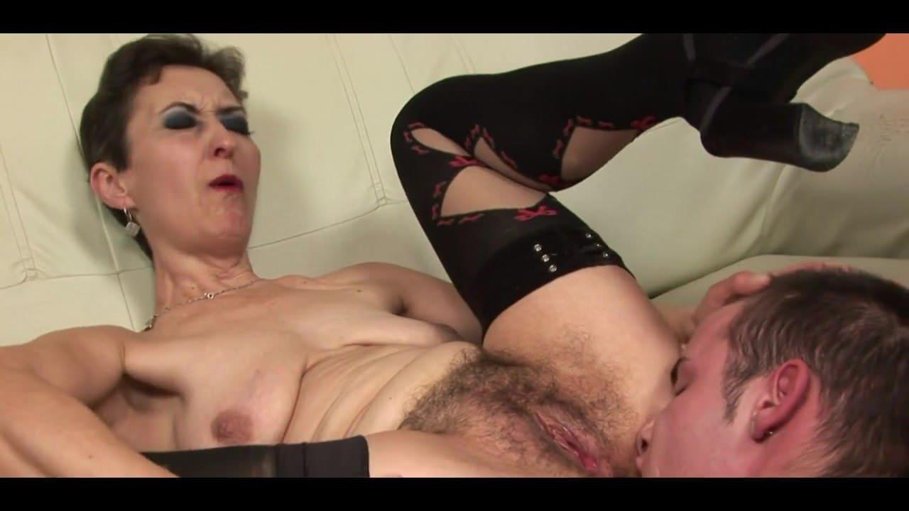 videos Hairy granny