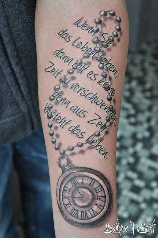 oberhausen Amazon tattoo