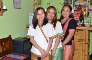 massage Bualuang thai