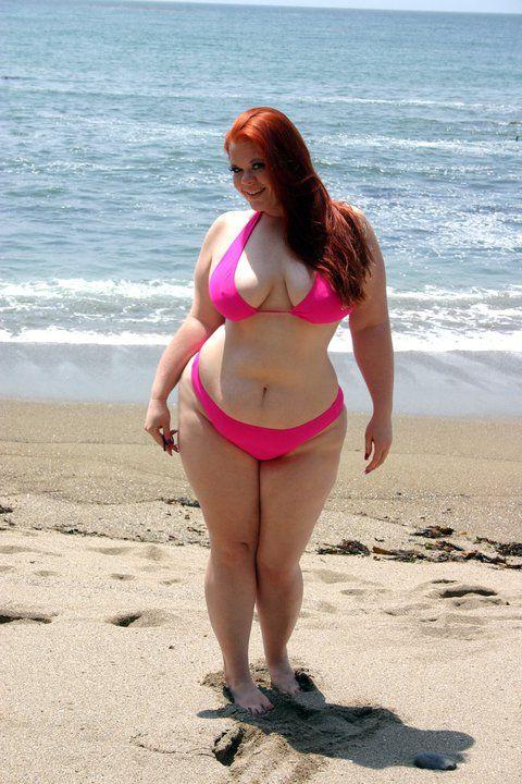 beach Bbw nude