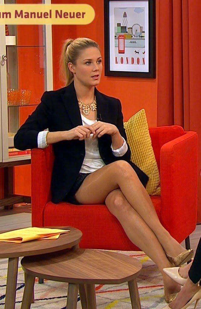 nylon Beine in