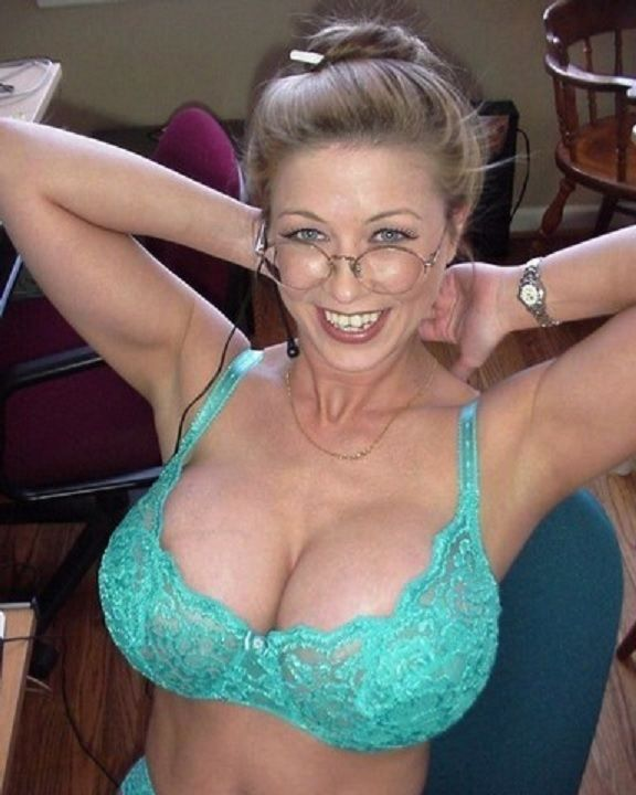 older women tits Big