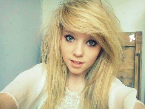 tumblr Blond girl
