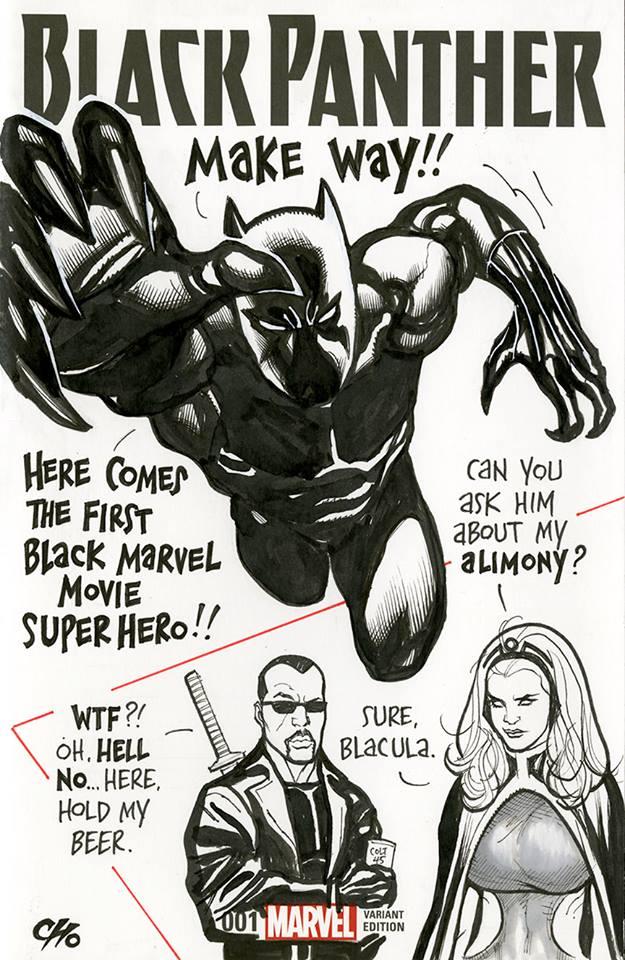 porn Black panther