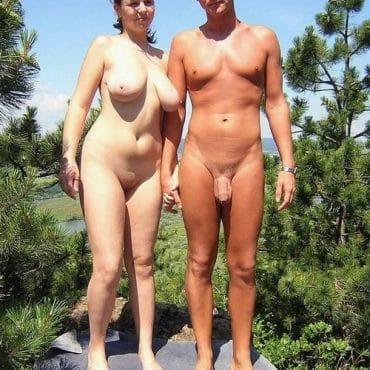 paare nackt Amateur