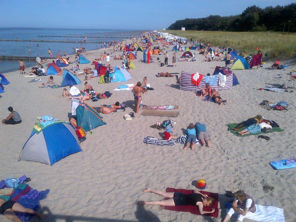strand ostsee fkk Fotos