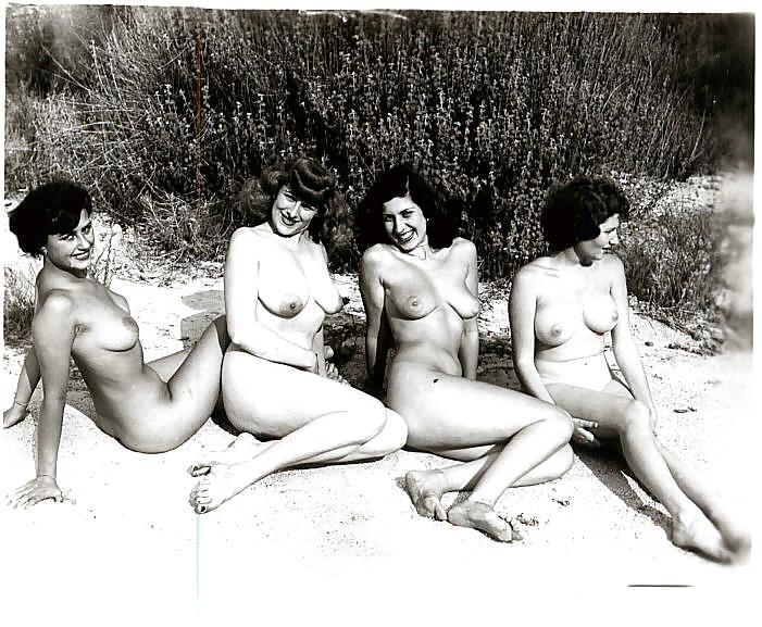 vintage pics Naked
