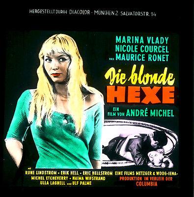 hexe Die blonde